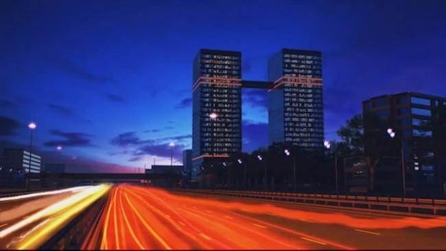 Офисный комплекс SkyLight. Фото: citytowers.ru
