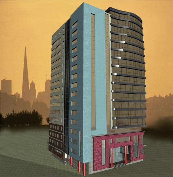 3D-изображение с сайта  http://www.skyscrapercity.com