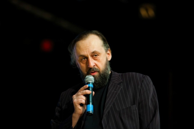 Александр Ложкин. Фотография Андрея Павлычева