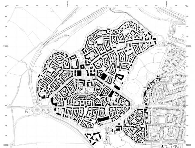 Мастер-план Паундбери. Источник: http://www.colummulhern.lu