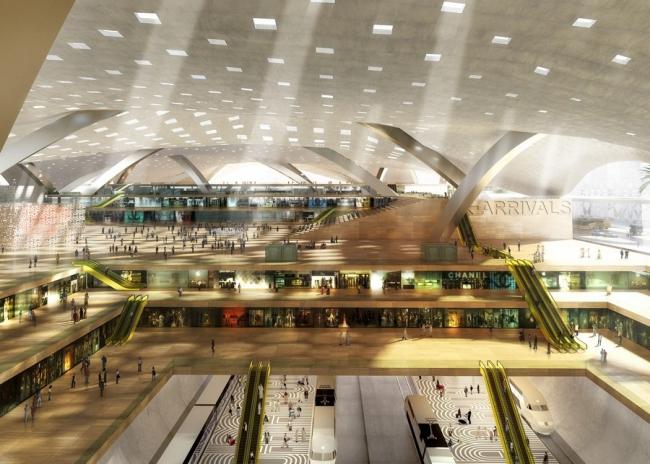 Airport City © OMA