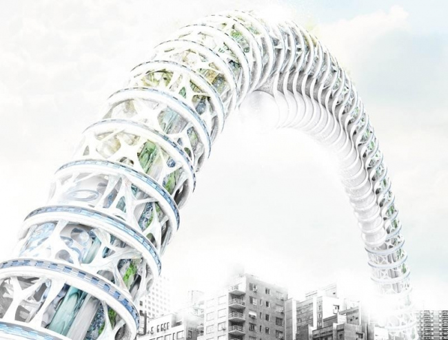Поощрительная премия. Автор: Lee Seungsoo (Южная Корея). Источник: www.evolo.us