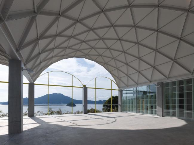 Музей архитектуры Тойо Ито. Фото © Daici Ano