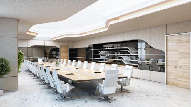 Офис компании «Трансаэро»