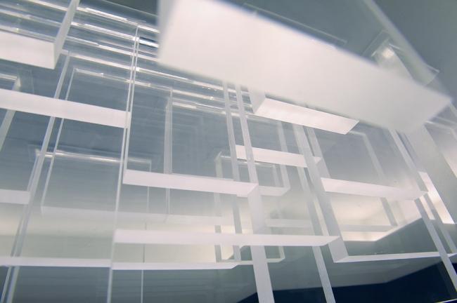 «Волна» (жилой интерьер в «Москва-Сити», 2012 г)