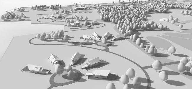 Проект агротуристического комплекса в Подмосковье