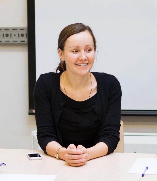 Екатерина Гиршина, куратор публичных программ института «Стрелка». Фотография предоставлена институтом