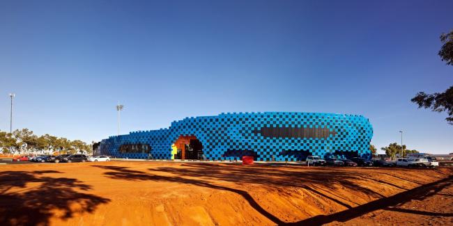Стадион Wanangkura © Peter Bennetts