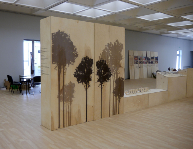 Выставка Nordic Wood в Центральном доме архитектора. Фото Анны Мартовицкой