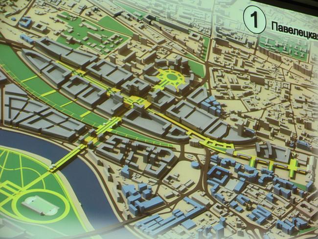 Проект развития Павелецкой промзоны