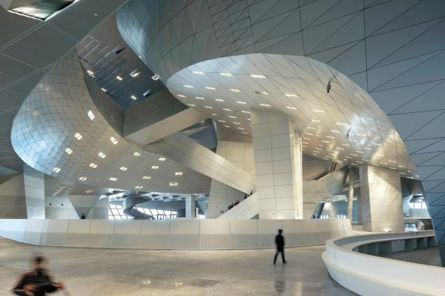 Даляньский международный конференц-центр © Duccio Malagamba