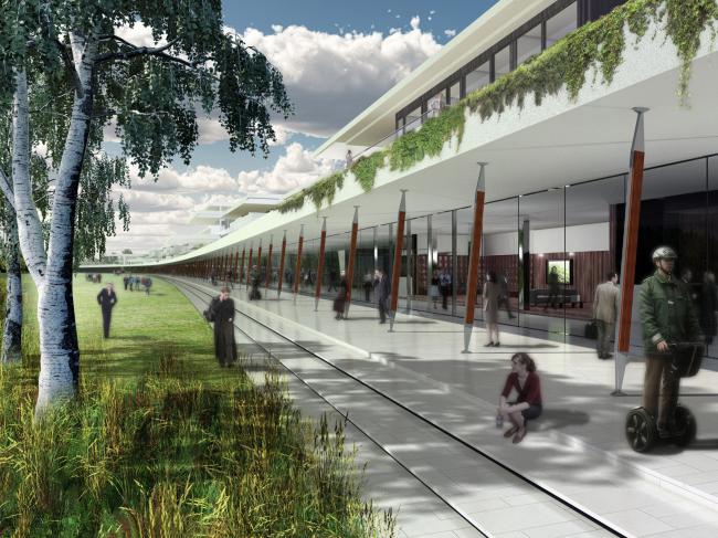 Корпоративный университет Сбербанка. Фото: oa.erickvanegeraat.com