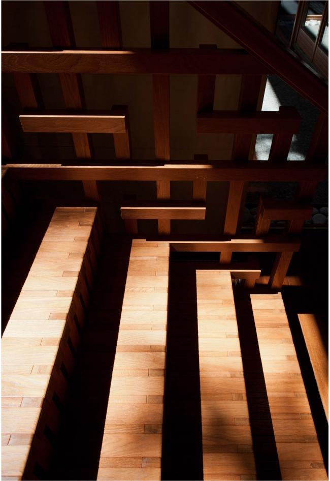 Дом «Макалун». «Архитектурная мастерская Тотана Кузембаева». Фотография Ильи Иванова