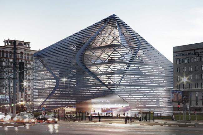 «3XN A/S» (Дания) и «Архитектурная Студия Асадова» (Россия) (6002)