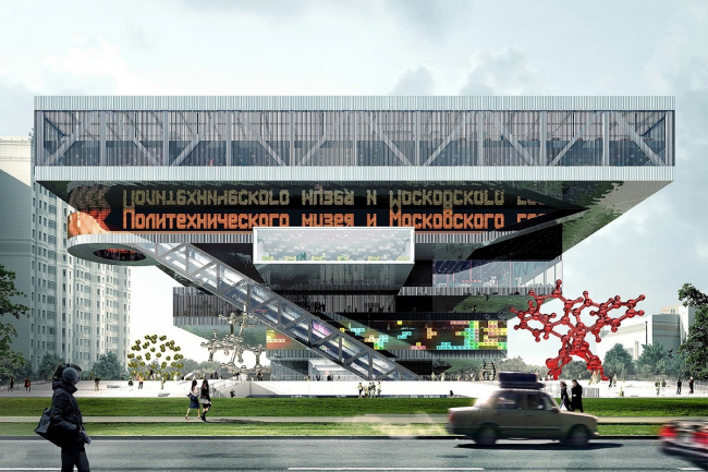«Mecanoo International B.V.» (Нидерланды) и ТПО «Резерв» (Россия)(6003)