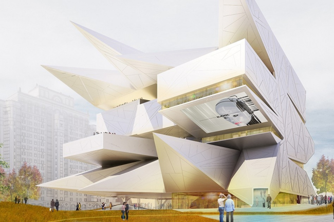 «Leeser Architecture» (США) и «ABD Architects» (Россия) (6006)