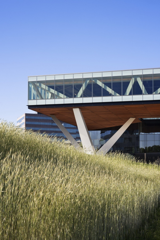 Офисное здание Centra Metropark © Michael Moran
