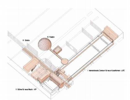 Альвеола 14 - культурный центр. Проект