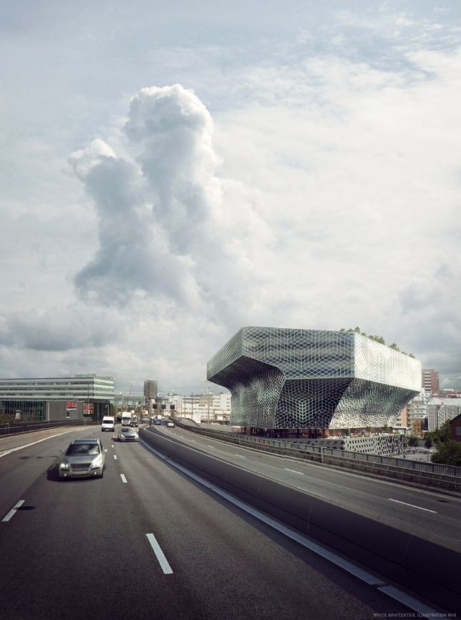 Центр управления транспортом и чрезвычайными ситуациями © MIR