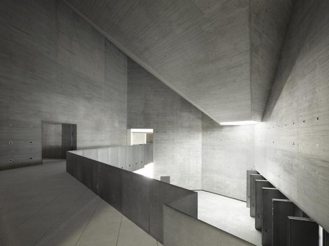 Центр современного искусства в Кордове © Roland Halbe - www.rolandhalbe.de