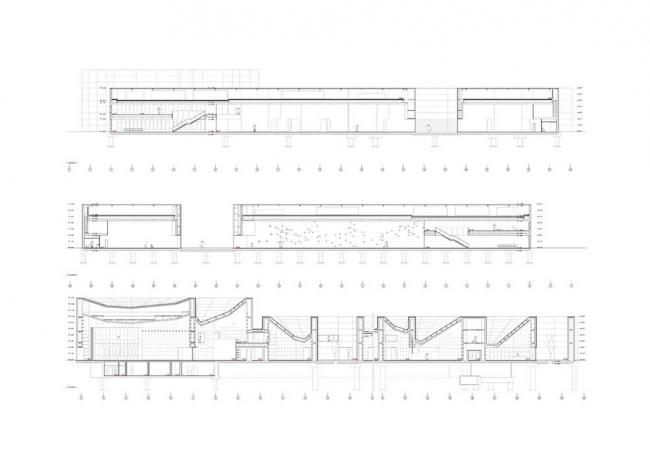 Центр современного искусства в Кордове © Nieto Sobejano Arquitectos