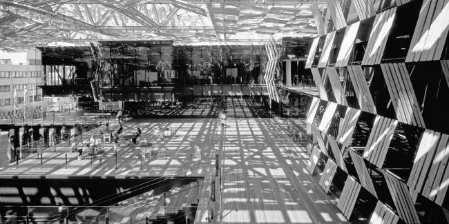 Ратуша города Нагаока «Аорэ» © Erieta Attali