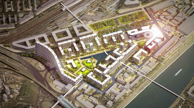 Проект «Архитектурного бюро Асадова»