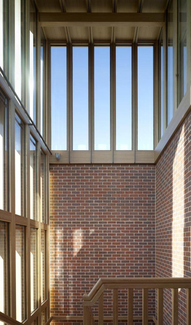 Общежитие Сомервилл-колледжа © Nick Kane