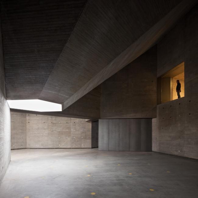 Центр современного искусства в Кордове © Fernando Alda