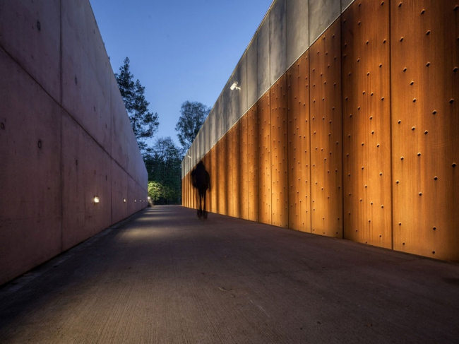 Музей в Пальмирах «Место памяти» © Rafał Kłos