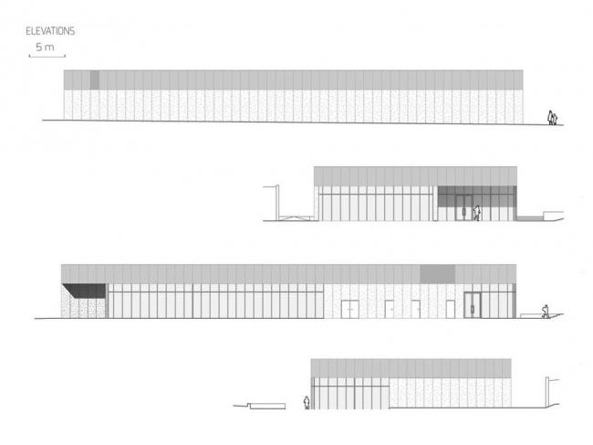 Музей в Пальмирах «Место памяти» © WXCA