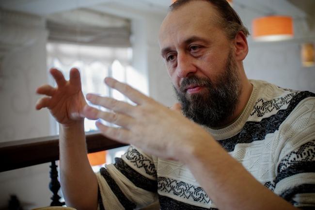 Александр Ложкин. Фотография: sib.fm