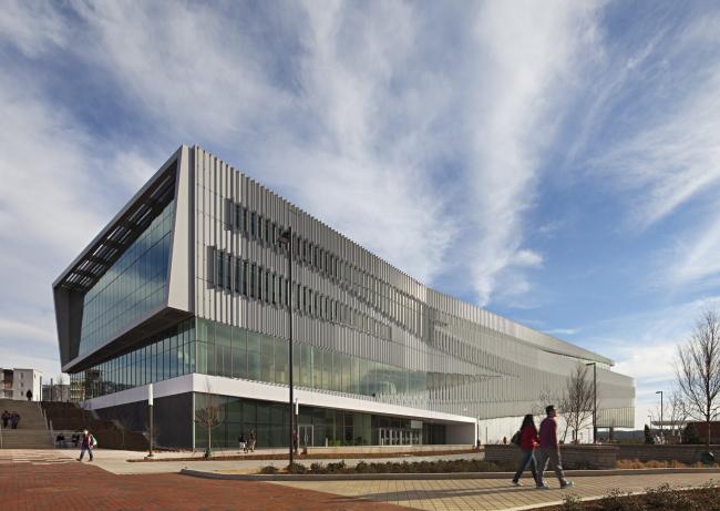 Библиотека Университета штата Северная Каролина © Mark Herboth