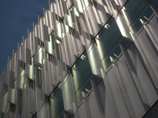Библиотека Университета штата Северная Каролина © Wiss, Janney, Elstner Associates, Inc