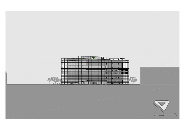 Реконструкция Центральной площади в Кобленце © Benthem Crouwel Architects