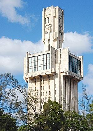 Административное здание посольства СССР в Гаване, Куба. Фото предоставлено организаторами выставки «Город Солнца. Архитектура коммунизма»