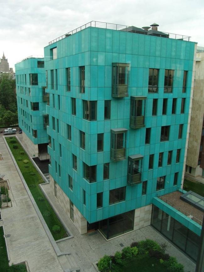 Cooper House Сергея Скуратова. Фотография Александра Ложкина
