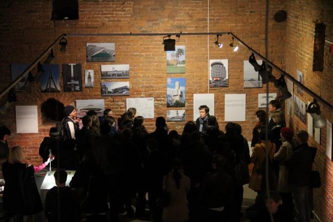 Фото предоставлено организаторами выставки «Город Солнца. Архитектура коммунизма»