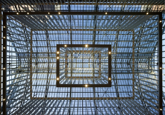 Рейксмузеум - реконструкция © Cruz y Ortiz Arquitectos