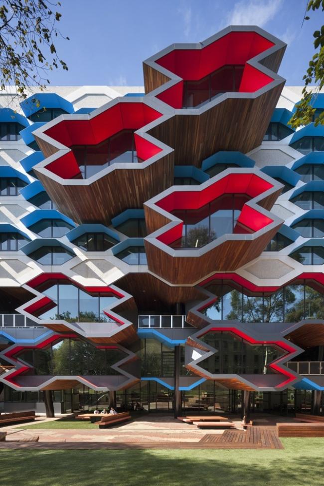 Центр молекулярных исследований Университета Ла Троба © Lyons