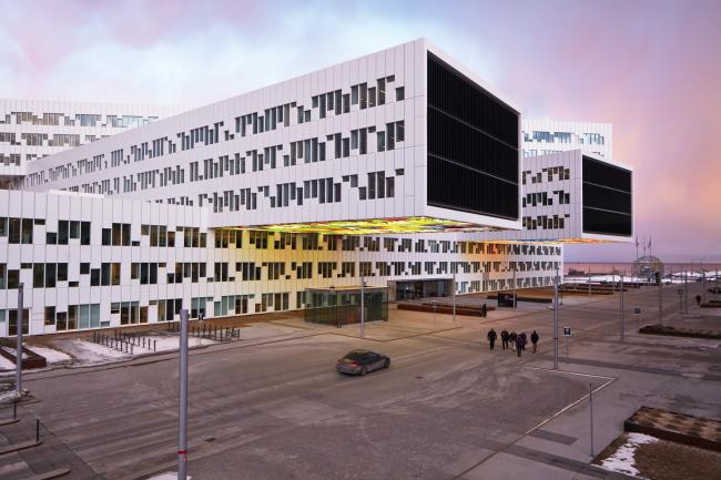 Штаб-квартира компании Statoil © Ivan Brodey