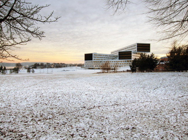 Штаб-квартира компании Statoil © Luis Fonseca