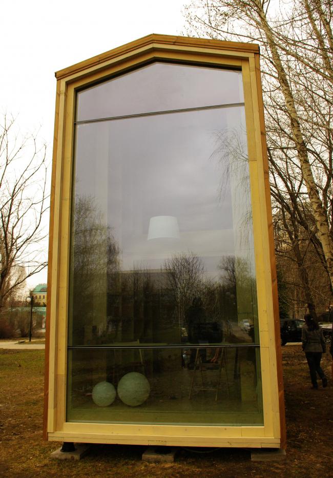 «Микростудия». Никита Асадов, Елизавета Фонская. Фотография Аллы Павликовой