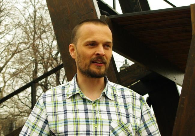 """Иван Овчинников о проекте """"Microloft"""". Фотография Аллы Павликовой"""