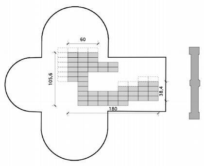 Павильон выставки Documenta. План