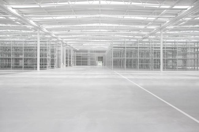Фабричный корпус Vitrashop © Nicole Berganski