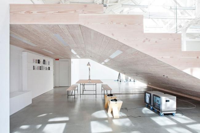 Культурный центр Signal Mediahus © Vegard Kleven