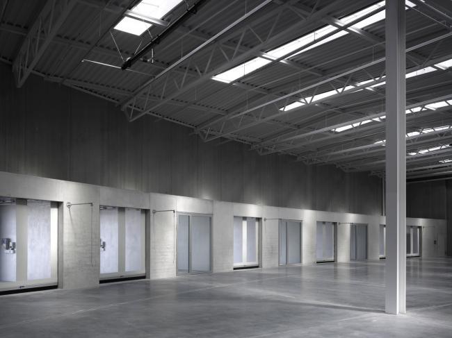 Фабричный корпус Vitrashop. Фото: Christian Richters © Vitra (www.vitra.com)