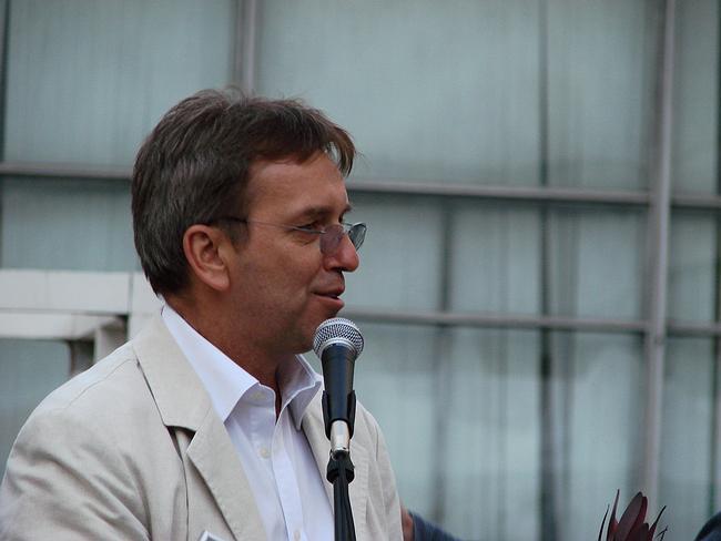 Сергей Киселев, архитектор года. фото Юлии Тарабариной