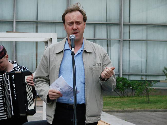 Джеймс МакАдам, архитектор, член жюри «Арх Москвы». фото Юлии Тарабариной